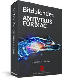 Bitdefender Antivirus for Mac (1 Device/1 Year) SL11401001