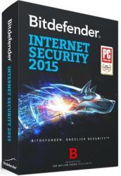 Bitdefender Internet Security 2015 (5 PC, 1 Year) TL11031005