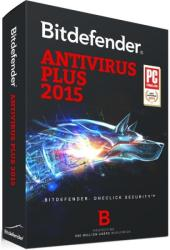 Bitdefender Antivirus Plus 2015 (5 PC, 1 Year) TL11011005