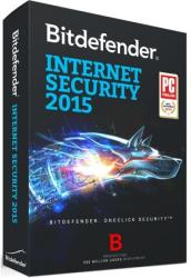 Bitdefender Internet Security 2015 (10 PC, 1 Year) TL11031010