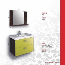 Vertex MINIMAL DESIGN 90 Venus bútor összeállítás M90_VENUS