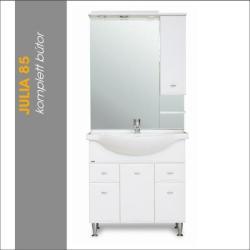 Vertex Julia 85 komplett fürdőszobabútor J85