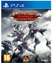 Focus Home Interactive Divinity Original Sin [Enhanced Edition] (PS4)