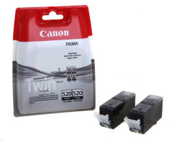 Canon PGI-520BK Twin Pack