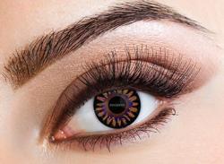 MAXVUE VISION Colourvue Eyecasions Misty - egyhónapos színes lencse 2db