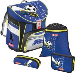 Hama Step by Step Light Top Soccer Focis - iskolatáska szett (4 részes)