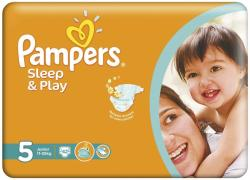 Pampers Active Baby-Dry 5 Junior (11-18 kg) 42 buc