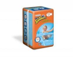 Huggies Little Swimmers 5-6 (12-18kg) Chilotei impermeabili - 11 buc