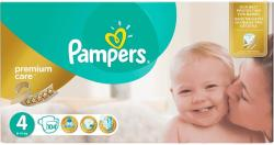 Pampers Premium Care 4 Maxi (7-14 kg) Mega Box - 104 buc