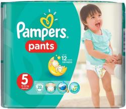 Pampers Active Baby Pants 5 Junior (12-18 kg) 22 buc