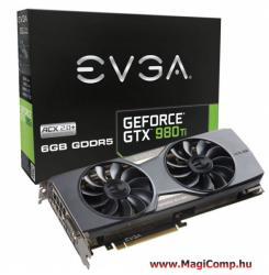 EVGA GeForce GTX 980 Ti ACX 2.0+ 6GB GDDR5 384bit PCIe (06G-P4-4991-KR)