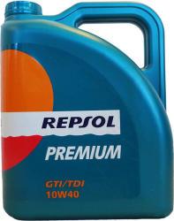 Repsol Premium GTI/TDI 10W-40 4L