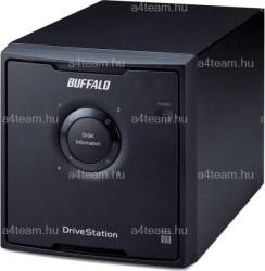 Buffalo DriveStation Quad 3.5 8TB 7200rpm 64MB USB 3.0 HD-QH8TU3R5-EU