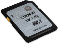 Kingston SDHC 32GB Class 10 UHS-I SD10VG2/32GB