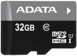 ADATA MicroSDHC 32GB Class 10 UHS-I AUSDH32GUICL10-RM3BKBL
