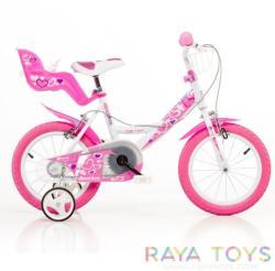 Dino Bikes Little Heart 14
