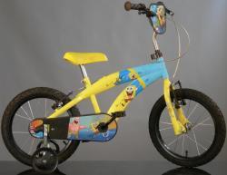 Dino Bikes Spongebob 16 165XC-SP