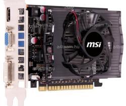 MSI GeForce GT 730 2GB GDDR3 128bit PCIe (N730-2GD3V1)