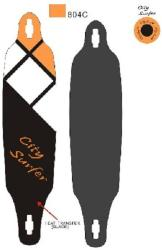 Spartan Longboard City Surfer 38 (23342)