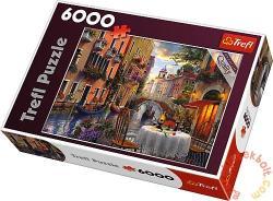 Trefl Romantikus vacsora 6000 db-os (65003)