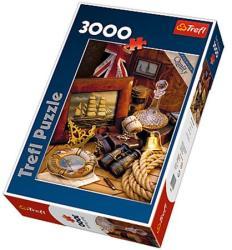Trefl Tengeri történetek 3000 db-os (33043)