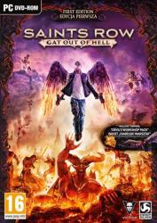 Deep Silver Saints Row Gat Out of Hell [First Edition] (PC)
