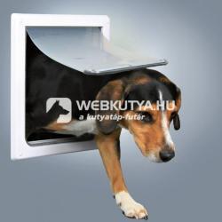 TRIXIE Ușiță câini, cu acces dublu S-M