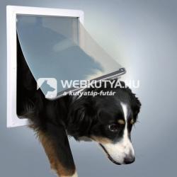TRIXIE Ușiță câini, cu acces dublu M-XL