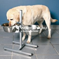 TRIXIE Dog Bar bol cu suport 2, 8 L