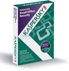 Kaspersky Small Office Security 4 for PC, Mobiles & File Servers KL4531OCQFS