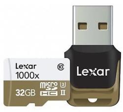 Lexar MicroSDHC 32GB Class 10 LSDMI32GABEUC10A