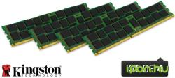 Kingston ValueRAM 16GB (4x4GB) DDR3 1600MHz KVR16LR11S8K4/16