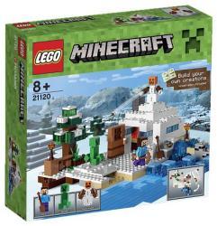 LEGO Minecraft - Búvóhely a hóban (21120)