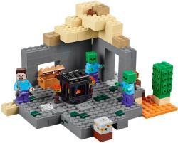 LEGO Minecraft - A tömlöc (21119)