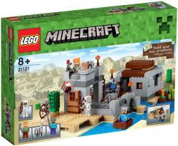 LEGO Minecraft - Sivatagi kutatóállomás (21121)