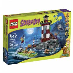 LEGO Scooby-Doo - Kísértetjárta világítótorony (75903)