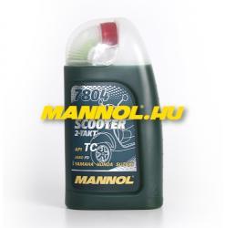 MANNOL 7804 Scooter 2-Takt (0.5L)