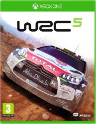 Bigben Interactive WRC 5 World Rally Championship (Xbox One)