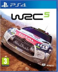 Bigben Interactive WRC 5 World Rally Championship (PS4)