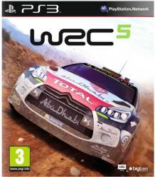 Bigben Interactive WRC 5 World Rally Championship (PS3)