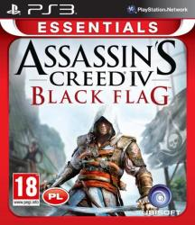 Ubisoft Assassin's Creed IV Black Flag [Essentials] (PS3)
