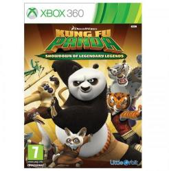 Little Orbit Kung Fu Panda Showdown of Legendary Legends (Xbox 360)