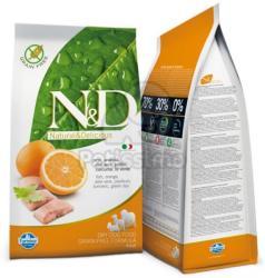 Farmina N&D Grain Free Adult Fish & Orange 2,5kg