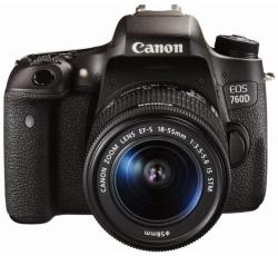 Canon EOS 760D + 18-55mm IS STM