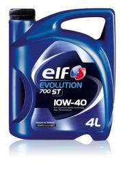 Elf Evolution 700 ST 10W40 (4L)
