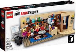 LEGO Ideas - The Big Bang Theory - Agymenők (21302)