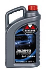 Midland AVANZA 10W-40 4 L