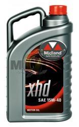 Midland XHD 15W-40 4 L