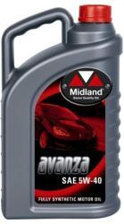 Midland Avanza SAE 5W-40 (4L)