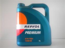 Repsol Premium GTI/TDI 10W40 (5L)